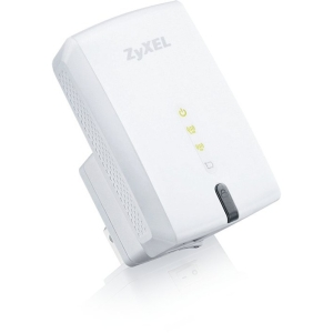 Zyxel WRE6505 IEEE 802.11ac 750 Mbps Wireless Range Extender - ISM Band - UNII Band