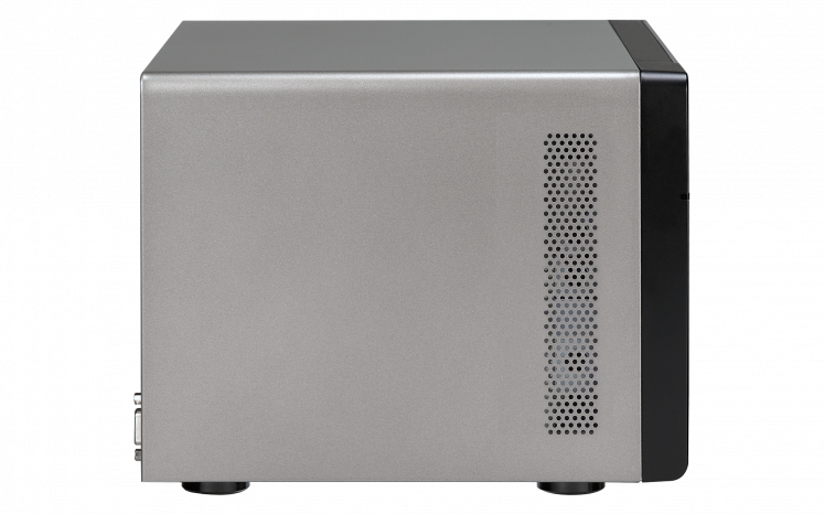 QNAP TS-869 Pro Tower Server 8-Bay Turbo NAS for Small and Medium Business  Users