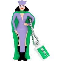 Emtec Super Heroes USB 2.0 (8GB) Flash Drive (Cat Woman)