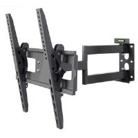 Techlink TWM421 Slim Profile Double Arm Support Wall Mount for Screens 26 inch up to 55 inch
