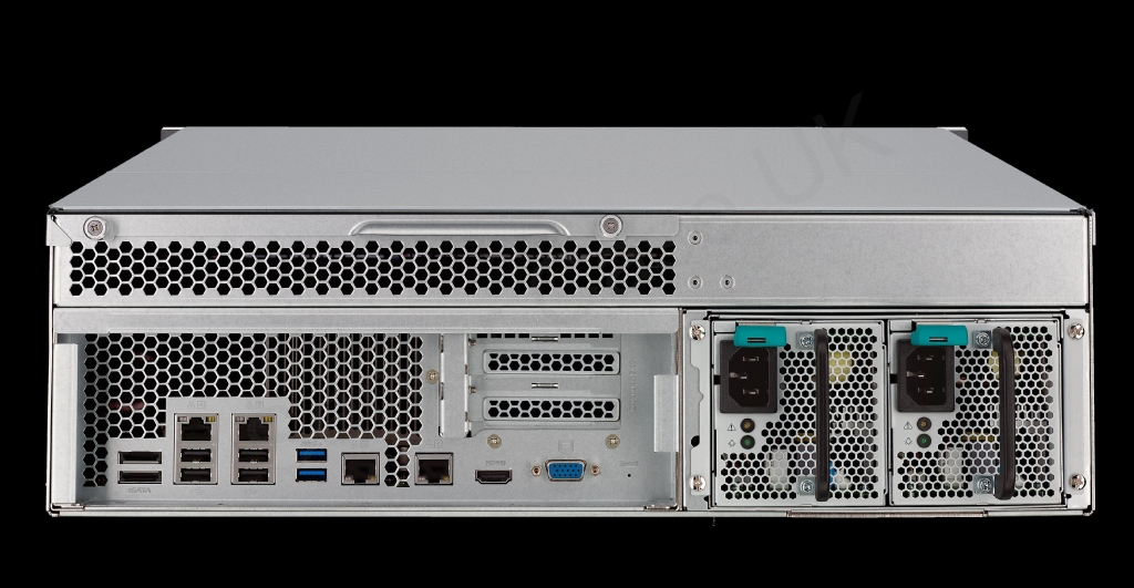 QNAP TS-1679U-RP Rack Server 16-Bay Turbo NAS for High-End Small and Medium  Business Users
