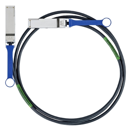 Mellanox FDR (56Gb/s) 30AWG 2m Passive Copper Cable with QSFP+ connectors