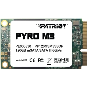 Patriot Memory Pyro M3 120 GB Internal Solid State Drive