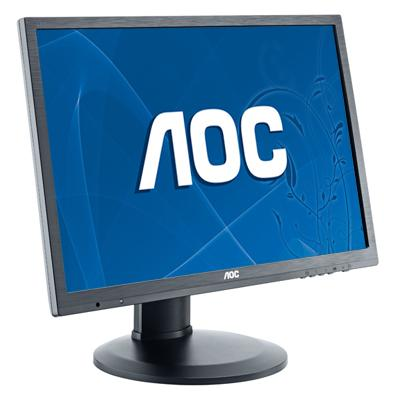 Aoc E2460pq/bk 24 Wide Tn Led Monitor