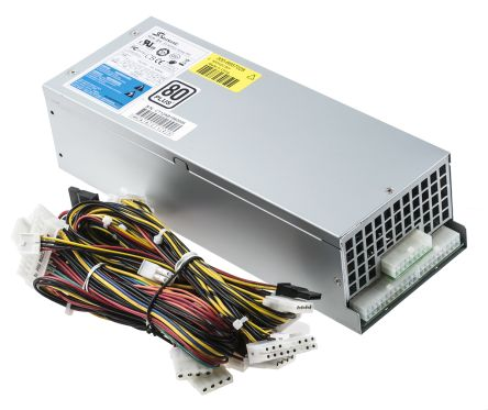 Seasonic 600W 2U Rack Mount Industrial 80 Plus ATX Computer Power Supply