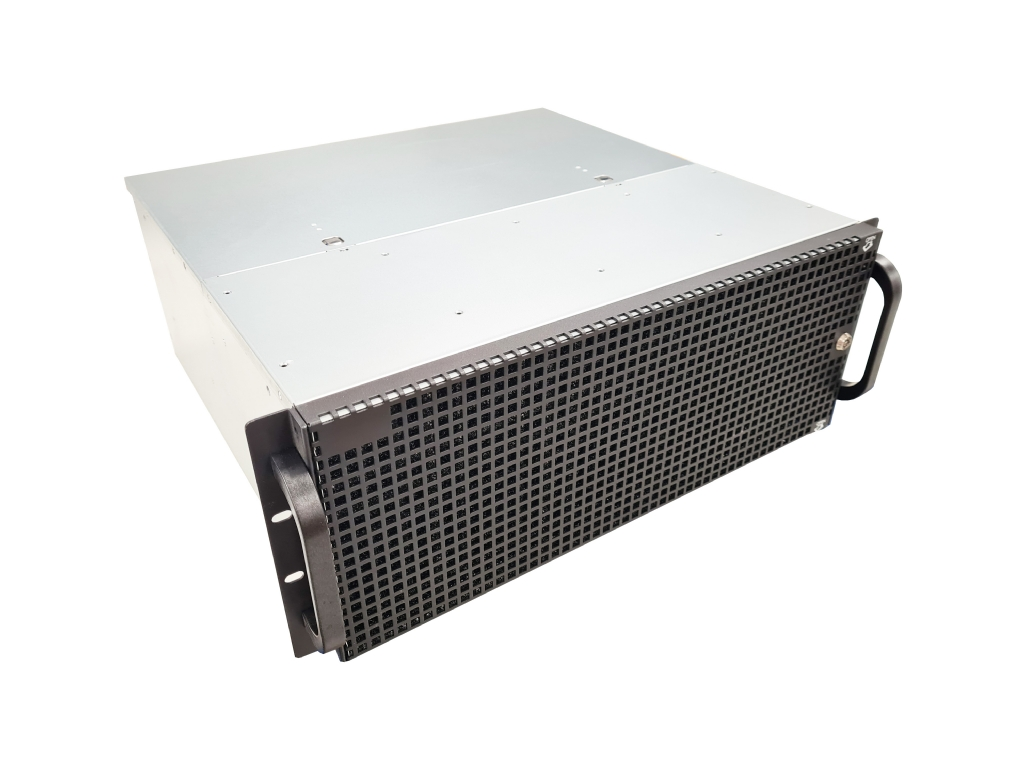 4U Short Storage Chassis w/ 8x 3.5