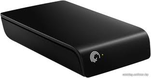 Seagate Expansion (1TB) Hard Drive 3.5 inch USB 3.0/2.0 External (Black)