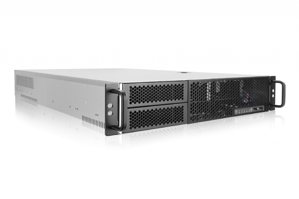 In-Win IW-R200-01N - 2U Feature Rich Server Chassis for Extended Motherboards
