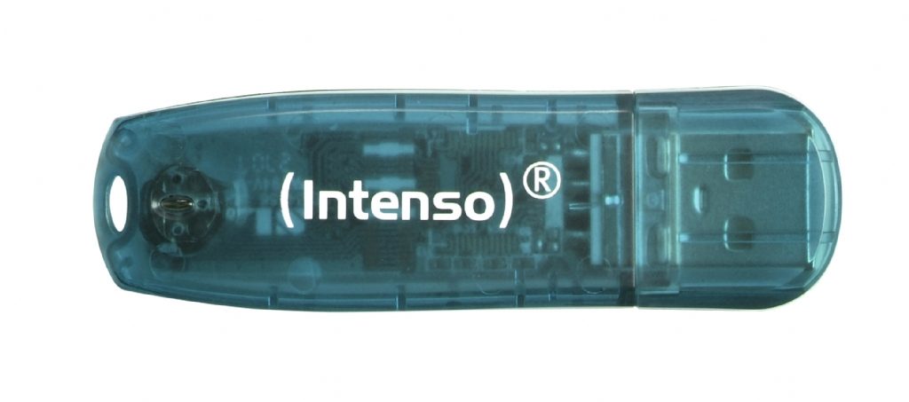 Intenso Rainbow 3502450 4 GB USB 2.0 Flash Drive