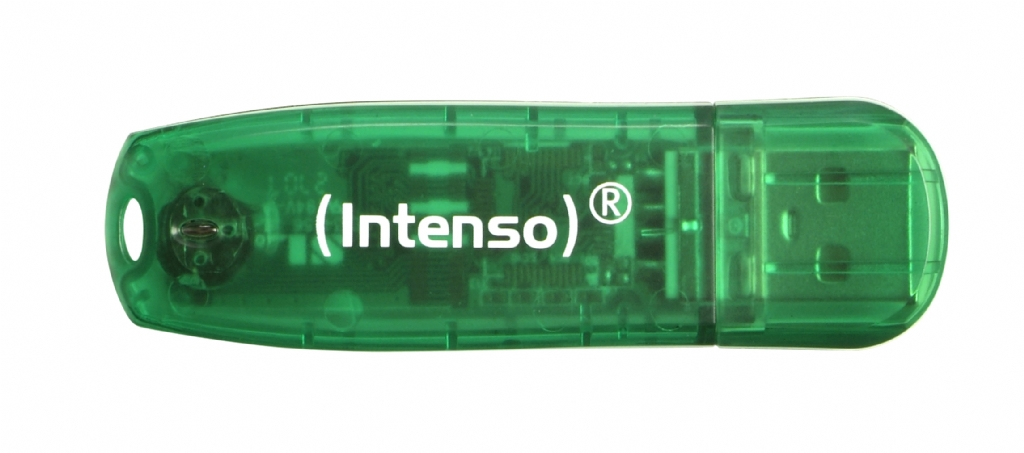 Intenso Rainbow 3502460 8 GB USB 2.0 Flash Drive