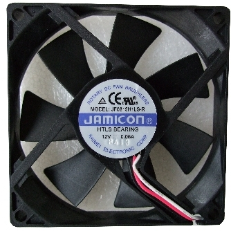 Fan for Zirco sAX PC Case