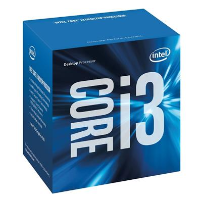 Intel Core i3 6320, S 1151, Skylake, Dual Core, 3.9GHz, 4MB Cache, 1150MHz GPU, 39x Ratio, 47W, CPU, Retail