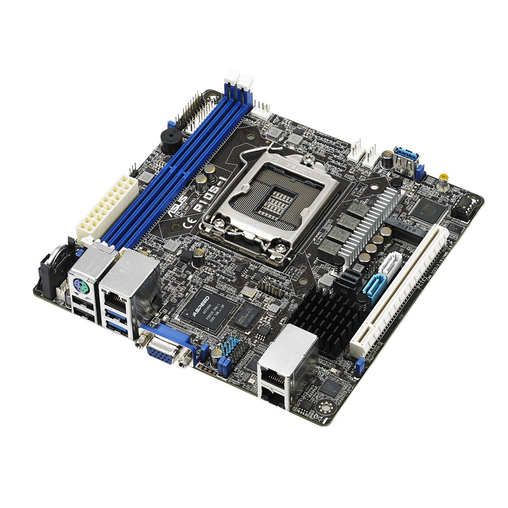 ASUS P10S-I Mini ITX Server Motherboard LGA 1151 Intel C232