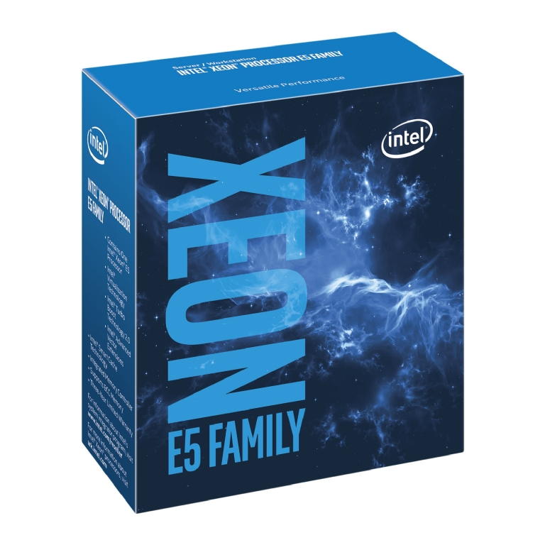 Intel Xeon E5-2603 v4, S 2011-3, Broadwell-EP, 6 Core, 1.7GHz, 15MB, 40 Lane, 6.4GT/s QPI, 85W, Retail