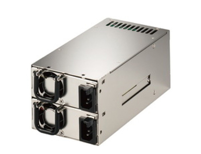 2/3U 800W x 2 Short Industrial Redundant PSU 80+ Gold with Pmbus