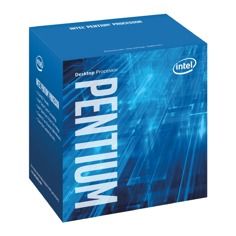 Intel Pentium G4500, S 1151, Skylake, Dual Core, 3.5GHz, 3MB Cache, 1050MHz GPU, 35x Ratio, 51W, CPU, Retail