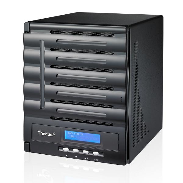 Thecus N5550 5 x Total Bays Network Storage Server