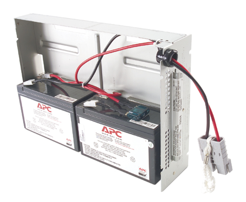 MDS Battery MDS22 UPS Battery Kit Compatible with APC RBC22