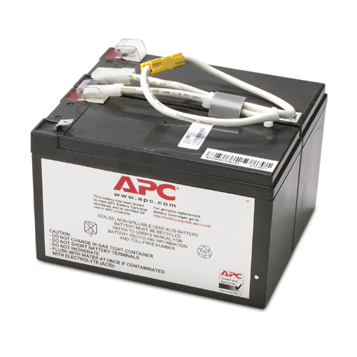 MDS Battery MDS5 UPS Battery Kit Compatible with APC RBC5