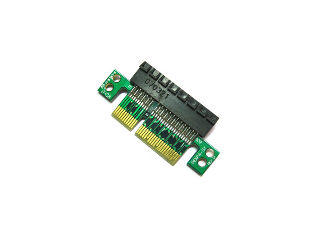 PCIe 4x Extension Adapter