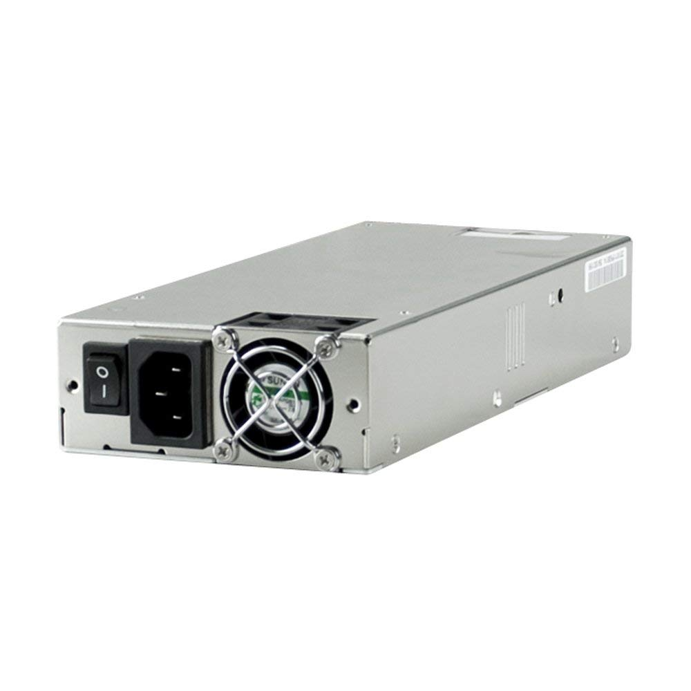 1U 500W Single Industrial PSU