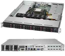 Supermicro SuperServer SYS-1019P-WTR