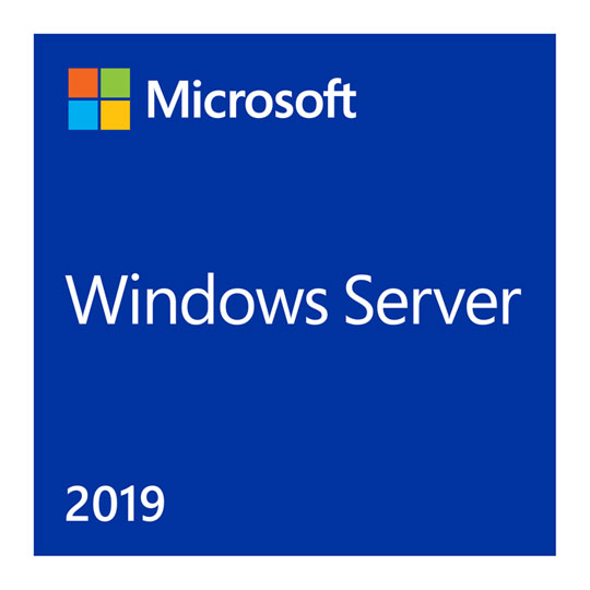 Microsoft Windows Server 2019, 5x Client User CAL License, for Datacenter & Standard Editions, No Media, English, OEI
