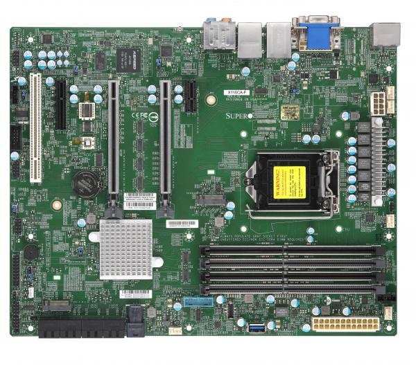 Supermicro Motherboard X11SCA-F (Retail)