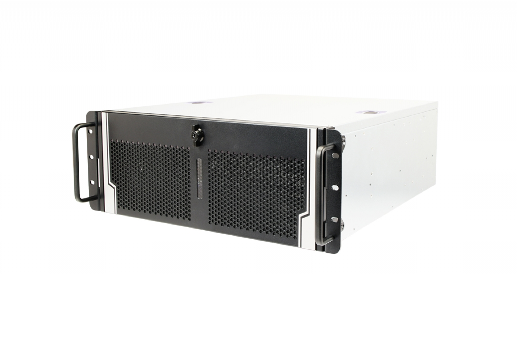 In-WIn IW-R400N Open-Bay 4U Server Chassis Rack/Tower