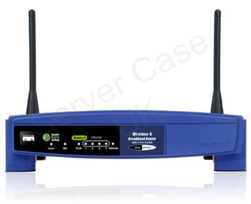 Server Case UK Linksys Wireless G Broadband Router 80211g