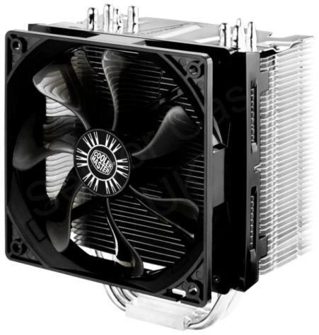 Cooler Master Hyper 412S CPU Air Cooler with 120mm Fan