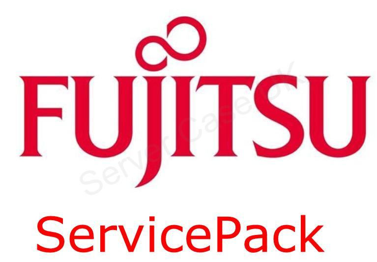 Fujitsu ServicePack 3 Year Onsite Service (5x9) for Notebook Entry