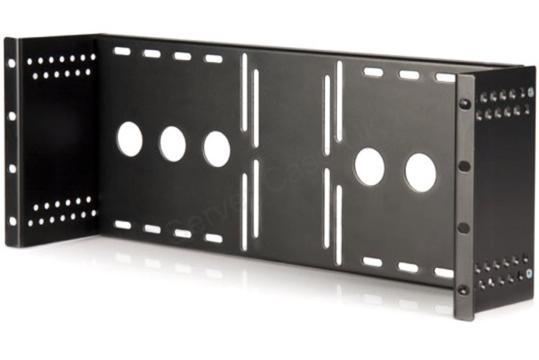 StarTech Universal VESA LCD Monitor Mounting Bracket for 19 inch Rack or Cabinet