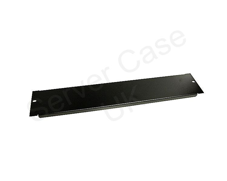 StarTech 2U Rack Blank Panel for 19in Server Racks and Cabinets