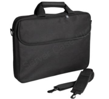 Techair Toploading Classic Case (Black) for 15.6 inch Laptops