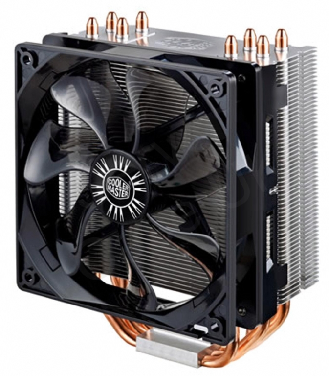 Cooler Master Hyper 212 EVO CPU Cooler (EU Version)