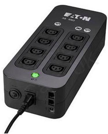 Eaton 3S 550VA IEC Sockets (Surge Protection)