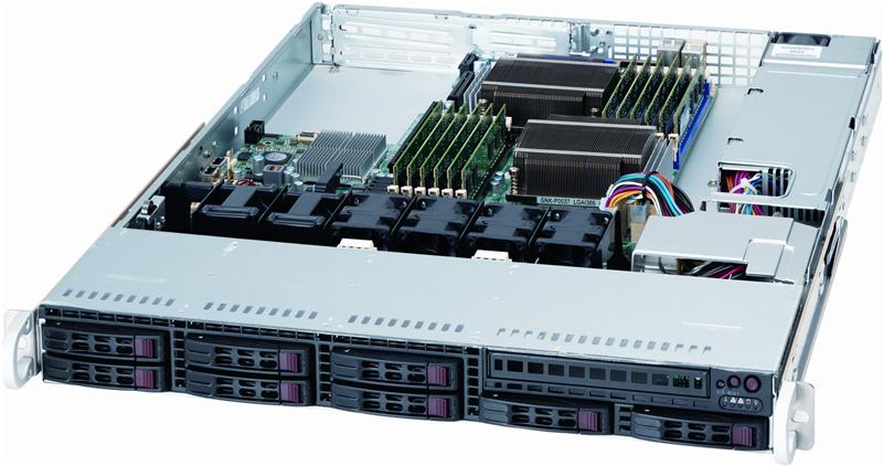 Supermicro SuperServer 1026T-M3