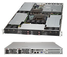 Supermicro SuperServer 1027GR-TRF