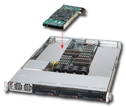 Supermicro SuperServer 6016T-GTF