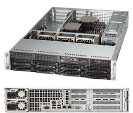 Supermicro SuperServer 6027B-URF