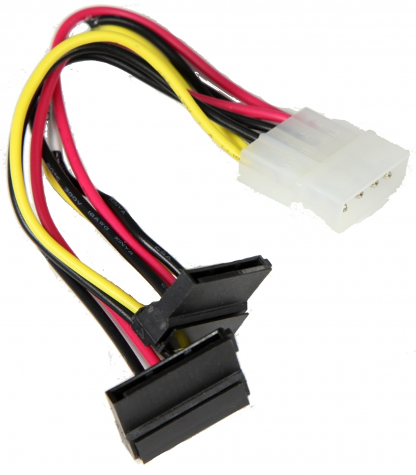 Supermicro CBL-0082L Splitter Cord - 15.24 cm Length