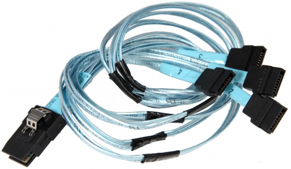 Supermicro SATA Data Transfer Cable - 50 cm