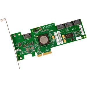 LSI SAS3041E-R 4 Port PCI Express 3Gb/s Host Bus Adaptor Kit