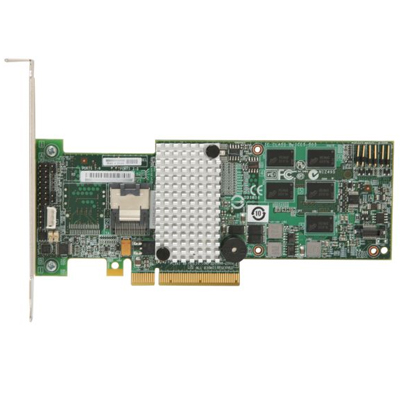LSI Logic LSI00197 SAS Controller - - PCI Express x8 - Plug-in Card