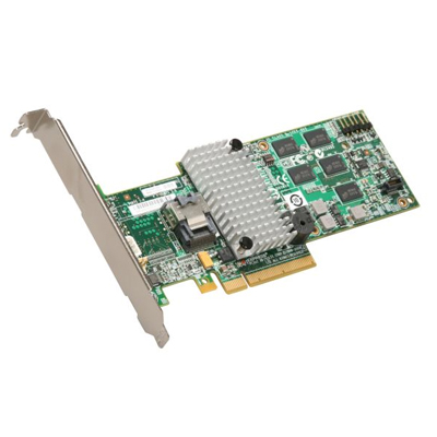 LSI Logic MegaRAID 9260-4i SAS Controller - - PCI Express x8 - Plug-in Card