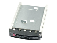 Supermicro MCP-220-00080-0B Drive Bay Adapter - Internal