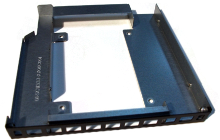 Supermicro DVD Dummy Tray Support for SC113, 815, 825, 836 (Black)