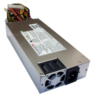 Supermicro PWS-351-1H ATX Power Supply - 90.4%