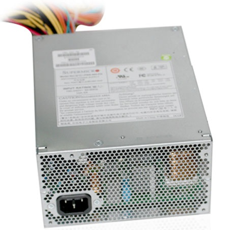 Supermicro PWS-665-PQ ATX12V Power Supply - 87.2% Efficiency - 665 W